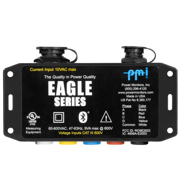 eagle 440 back pmi eagle 440 power quality recorder powermonitor 1000 wiring diagram at alyssarenee.co