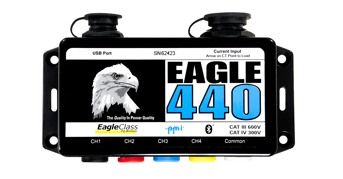 eagle power analyzer