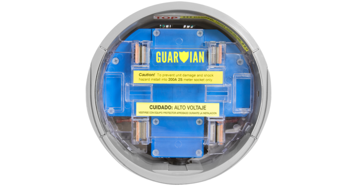 guardian meter socket recorder