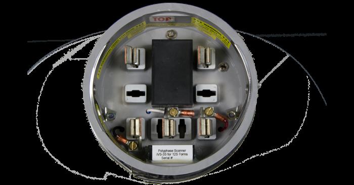 ivs-3s meter socket recorder
