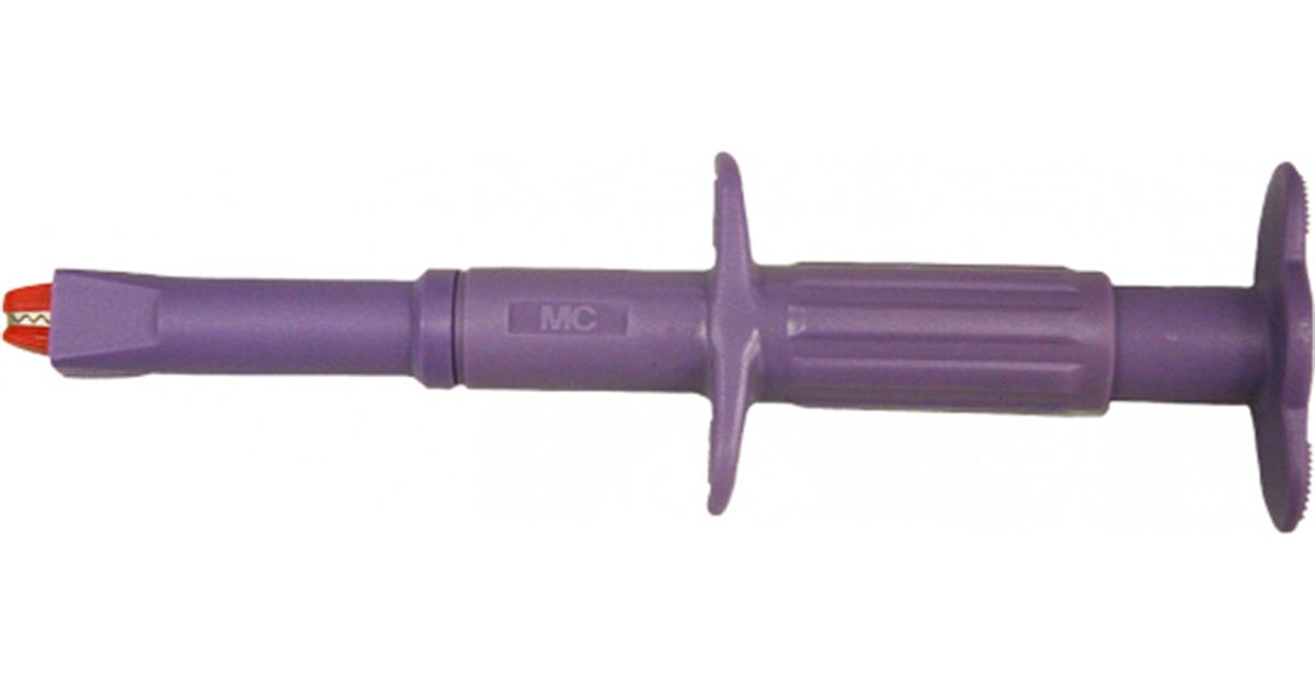 jaw grip voltage test leads