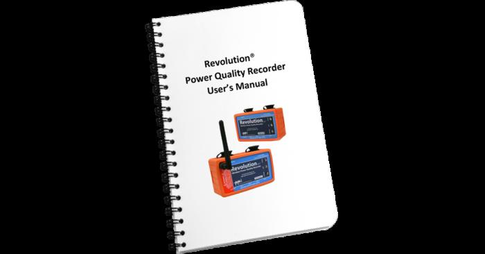 revolution manual