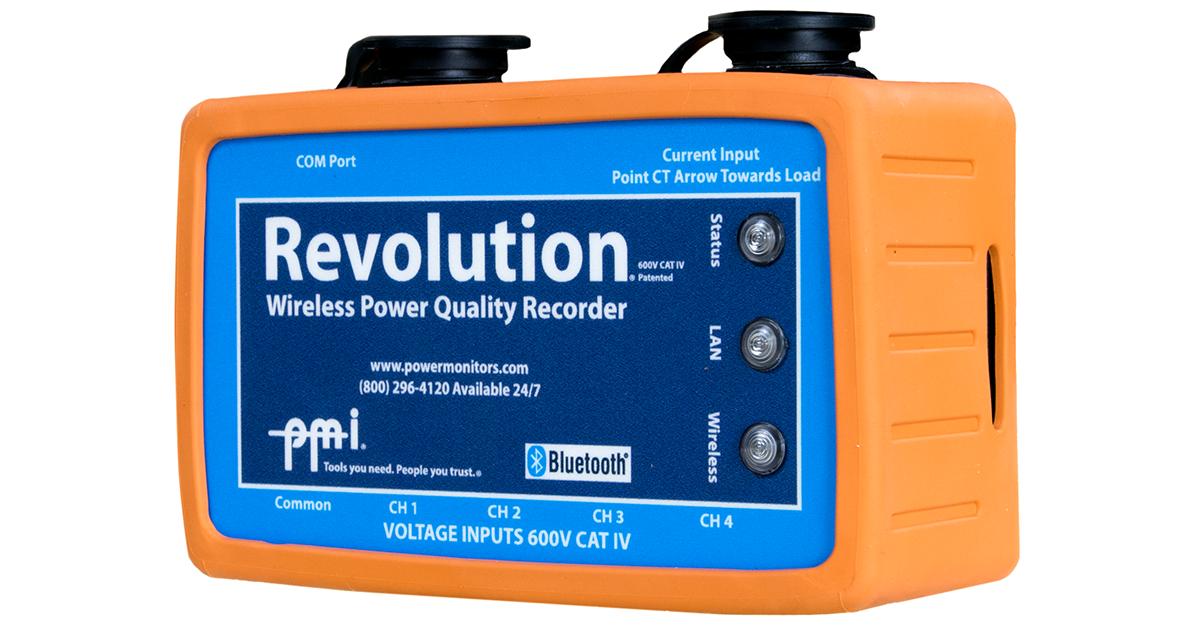 revolution PQ recorder